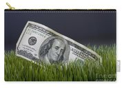 Cash In The Grass. Carry-all Pouch