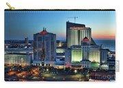 Casinos Atlantic City  Carry-all Pouch