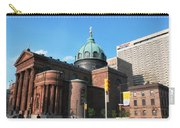 Cathedral Basilica Of Saints Peter And Paul Philadelphia Carry-all Pouch