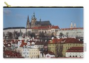 Cathedral Of St Vitus Carry-all Pouch by Michal Boubin