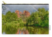 Cathedral Rock Rainbow Carry-all Pouch