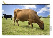 Cattle Grazing Carry-all Pouch