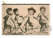 Celebrity Etchings - One Direction   Carry-all Pouch