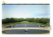 Chantilly Castle Garden In France Carry-all Pouch