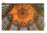 Chapter House York Minster Carry-all Pouch