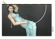 Charles Hall - Creative Arts Program - New Moon Carry-all Pouch