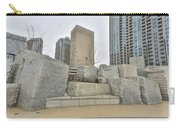 Charlotte Nc Downtown Carry-all Pouch