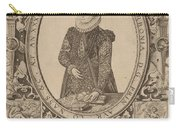 Charlotte Of Bourbon Carry-all Pouch