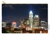 Charlotte Skylilne At Night Carry-all Pouch