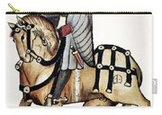 Chaucer: Canterbury Tales Carry-all Pouch
