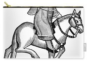 Chaucer: The Man Of Law Carry-all Pouch