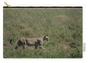 Cheetah On The Serengeti Carry-all Pouch