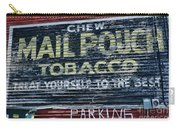 Chew Mail Pouch Tobacco Ad Carry-all Pouch