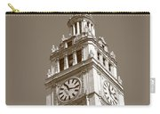 Chicago Clock Tower Carry-all Pouch