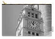 Chicago Clocktower Carry-all Pouch