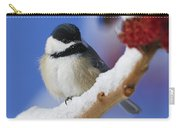 Chickadee..  Carry-all Pouch