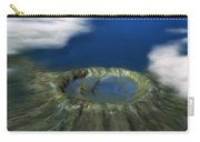 Chicxulub Crater, Illustration Carry-all Pouch