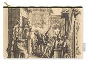 Christ Before Caiaphas Carry-all Pouch