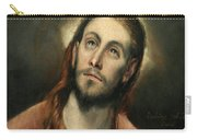 Christ In Prayer Carry-all Pouch