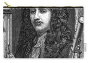 Christiaan Huygens, Dutch Polymath Carry-all Pouch