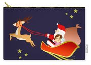 Christmas #3 Carry-all Pouch