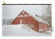 Christmas Barn Carry-all Pouch