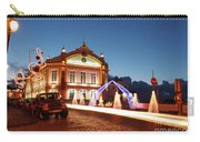 Christmas In Ribeira Grande Carry-all Pouch