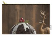 Christmas Pudding Carry-all Pouch