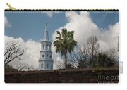 Church Bells Ringing Carry-all Pouch