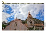 Church In Taormina Carry-all Pouch