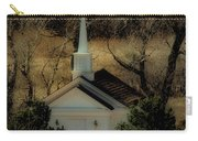 Church In The Garden Carry-all Pouch
