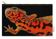Chuxiong Fire Belly Newt Carry-all Pouch