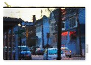 City As A Painting Carry-all Pouch