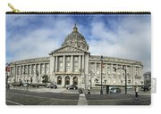 City Hall Carry-all Pouch by Nancy Ingersoll