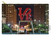 City Of Brotherly Love Carry-all Pouch