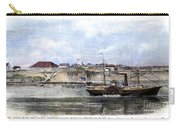 Civil War: Union Steamer Carry-all Pouch