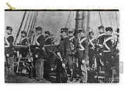 Civil War: Uss Kearsarge Carry-all Pouch