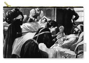 Clara Barton (1821-1912) Carry-all Pouch by Granger