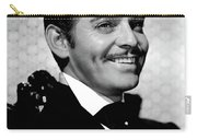 Clark Gable As Rhett Butler Gone With The Wind 1939-2015 Carry-all Pouch