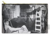 Clark Gable Mgm Sound Stage Circa 1932-2008 Carry-all Pouch