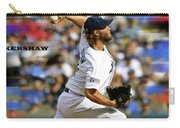 Clayton Kershaw, Los Angeles Dodgers Carry-all Pouch