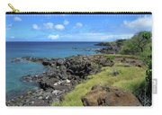 Clear Blue Ocean Carry-all Pouch