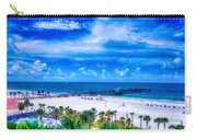 Clearwater Beach, Florida Carry-all Pouch