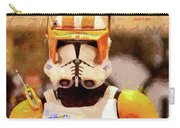 Clone Trooper Commander - Free Style Style Carry-all Pouch