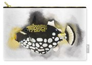 Clown Triggerfish No 01 Carry-all Pouch