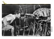Clyde Beatty (1903-1965) Carry-all Pouch
