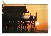Cocoa Beach Pier/sunrise Carry-all Pouch