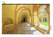 Coimbra Cathedral Colonnade Carry-all Pouch