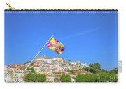 Coimbra Skyline Portugal Carry-all Pouch