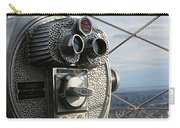 Coin Operated Viewer Carry-all Pouch by Debbie Cundy